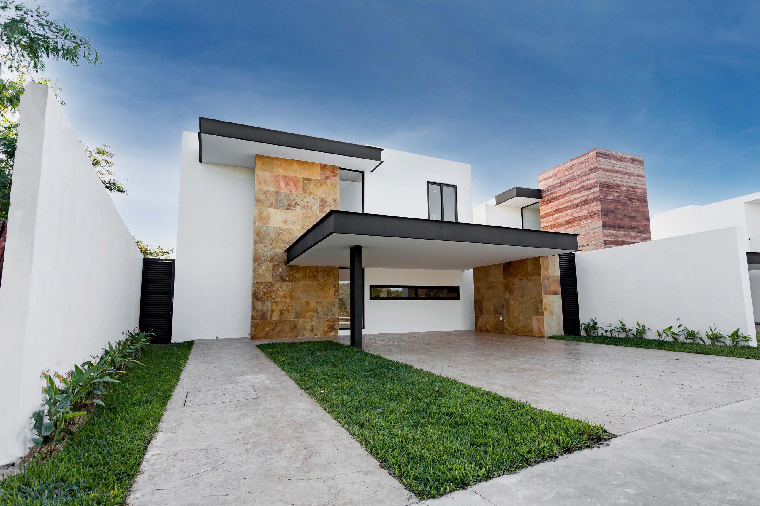 Hermosa casa en club residencial al norte de Mérida